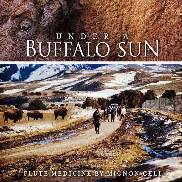 Mignon Geli - Under a Buffalo Sun