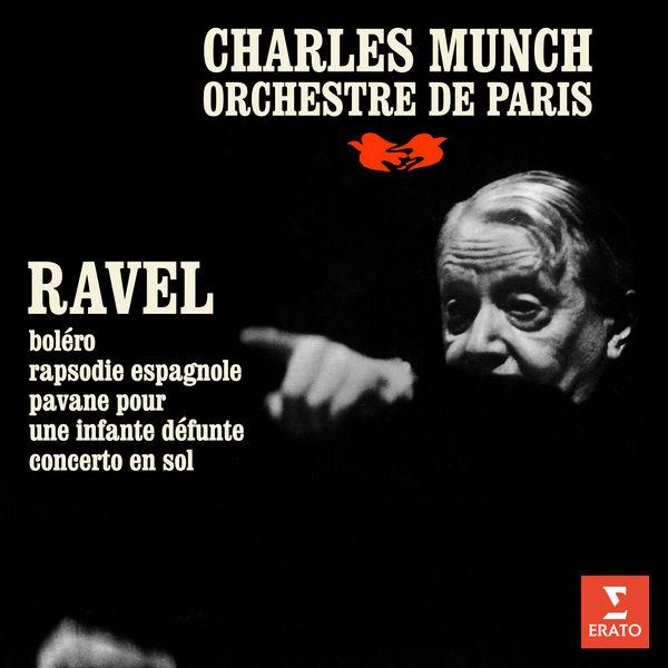 Ravel: boléro, alborada del gracioso, la valse & rapsodie.