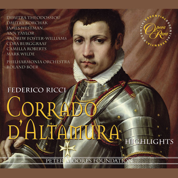 Dimitra Theodossiou - Ricci: Corrado d'Altamura (Highlights)