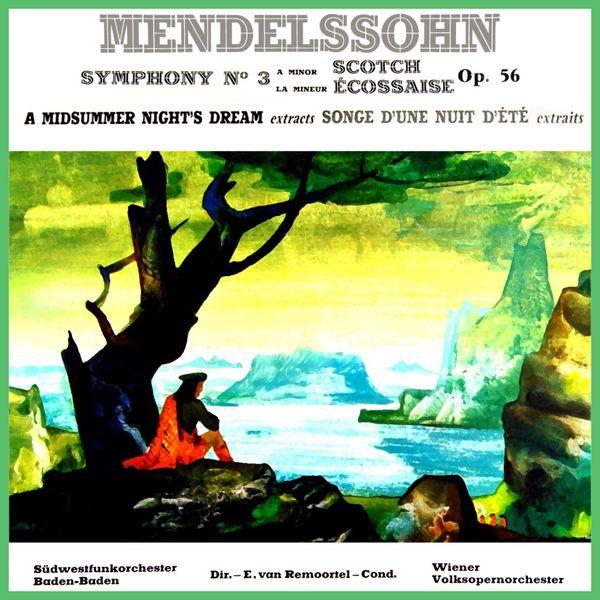 Vienna Volksoper Orchestra - Mendelssohn: Symphony No. 3