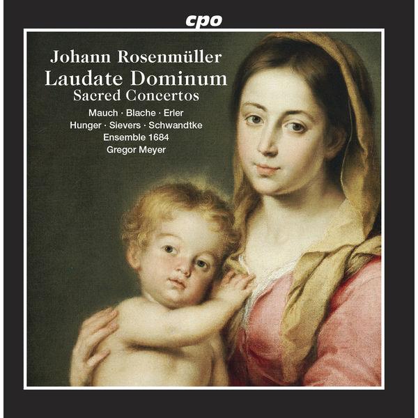 Ensemble 1684 - Rosenmüller: Sacred Concertos