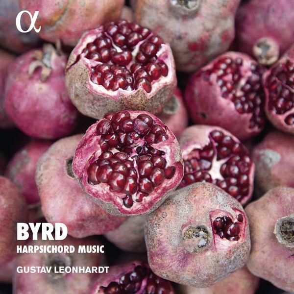Gustav Leonhardt - Byrd: Harpsichord Music (Alpha Collection)