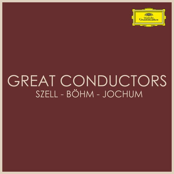 Karl Böhm - Great Conductors Szell - Böhm - Jochum
