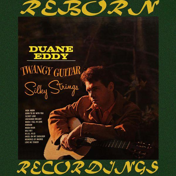 Duane Eddy - Twangy Guitar, Silky Strings (HD Remastered)