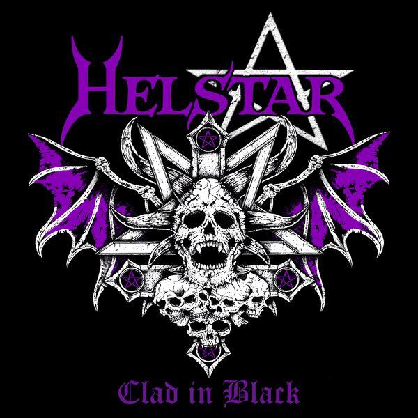 Helstar|Clad in Black