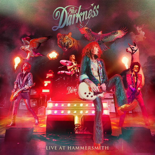 The Darkness|I Believe in a Thing Called Love  (Live)