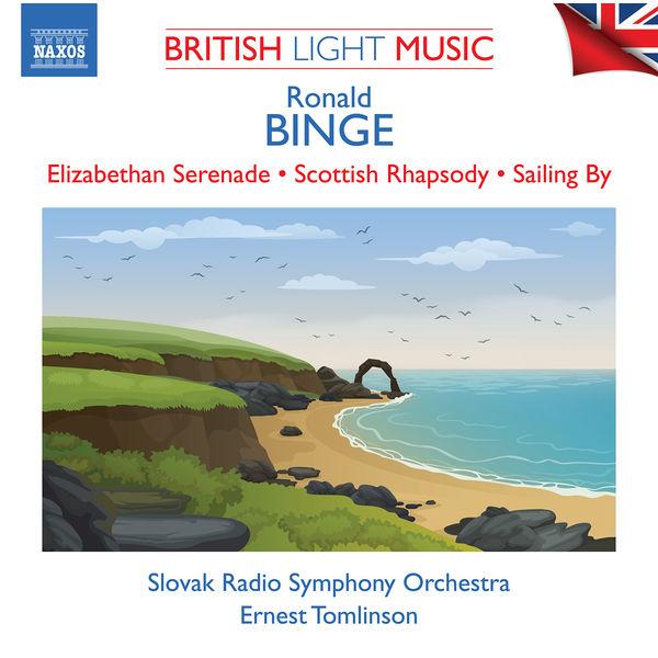 Slovak Radio Symphony Orchestra|Binge: Elizabethan Serenade, Scottish Rhapsody & Other Works