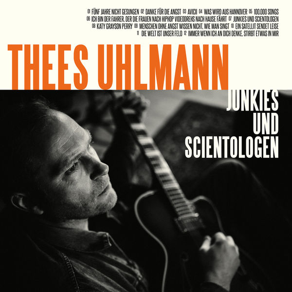 Thees Uhlmann - Junkies und Scientologen (2019) LEAK ALBUM