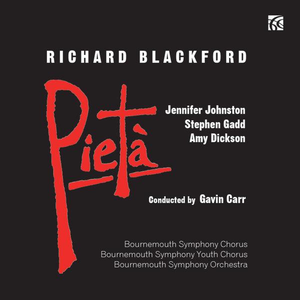 Amy Dickson - Blackford: Pietà