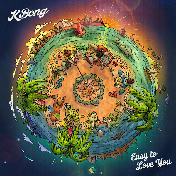 KBong|Easy to Love You