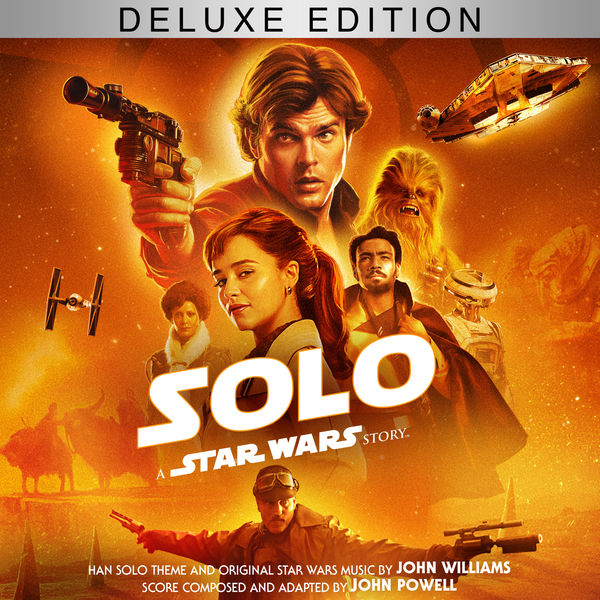 John Powell - Solo: A Star Wars Story