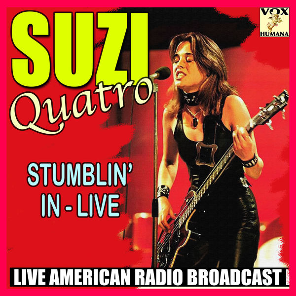 Suzi Quatro - Stumblin' In - Live