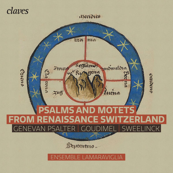 Stephanie Boller - Psalms and Motets from Renaissance Switzerland