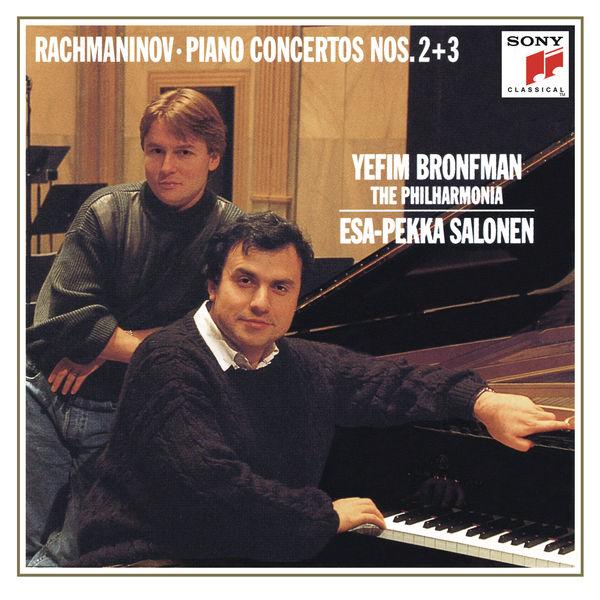 Yefim Bronfman - Rachmaninoff: Piano Concertos 2 & 3
