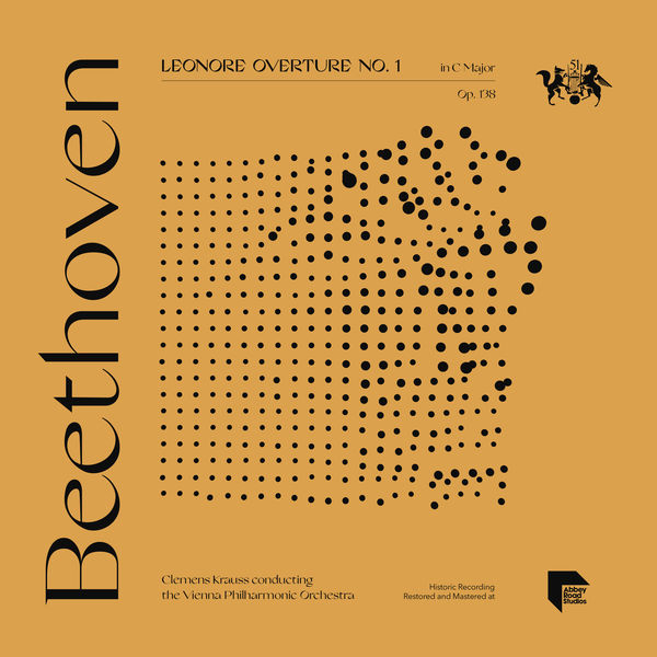 Clemens Krauss - Beethoven: Leonore Overture No. 1, Op. 138