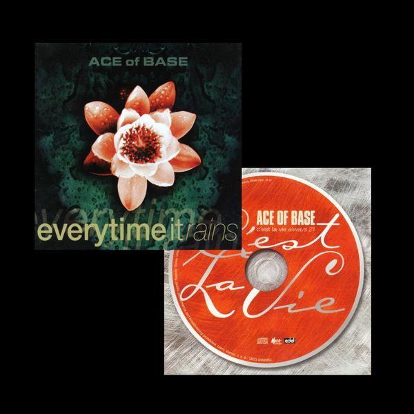 Ace Of Base - Everytime It Rains / C'est la vie (Always 21) [The Remixes]