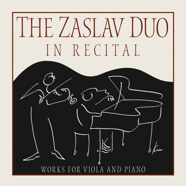 Bernard Zaslav - Mozart, Beethoven, Schubert & Others: Works for Viola & Piano (Live)