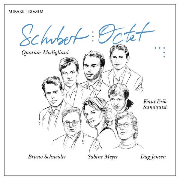 Sabine Meyer - Schubert: Octet