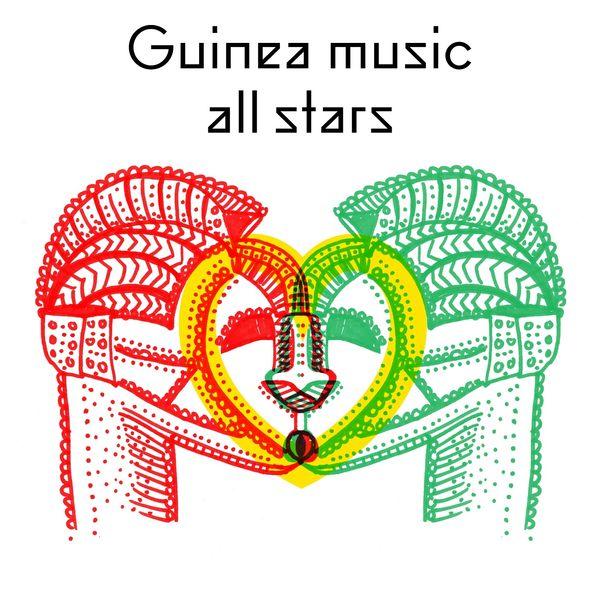 Moh! Kouyaté - Guinea Music All Stars
