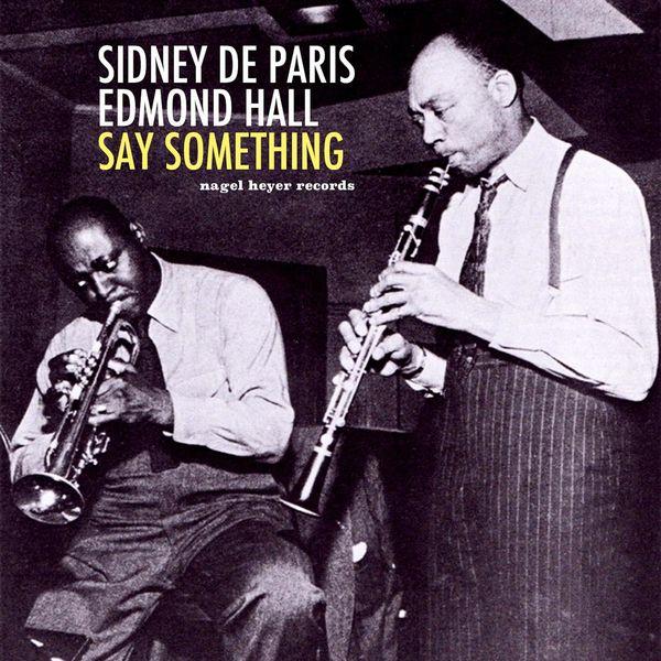 Sidney de Paris|Say Something
