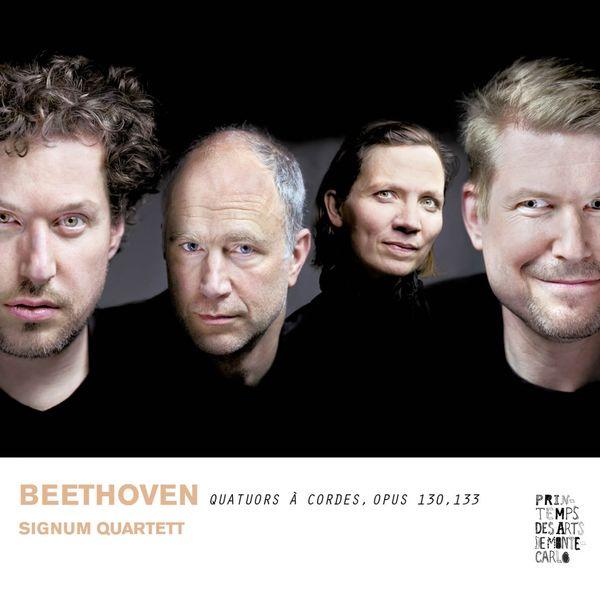 Signum Quartett - Beethoven - Quatuors à cordes Opus 130 & 133