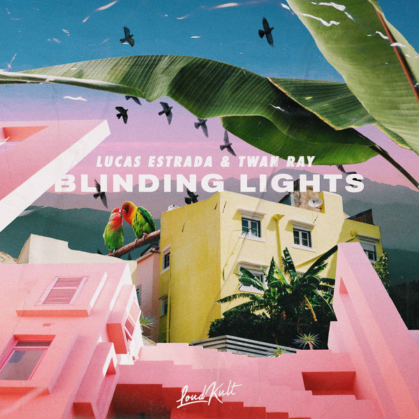 Lucas Estrada - Blinding Lights