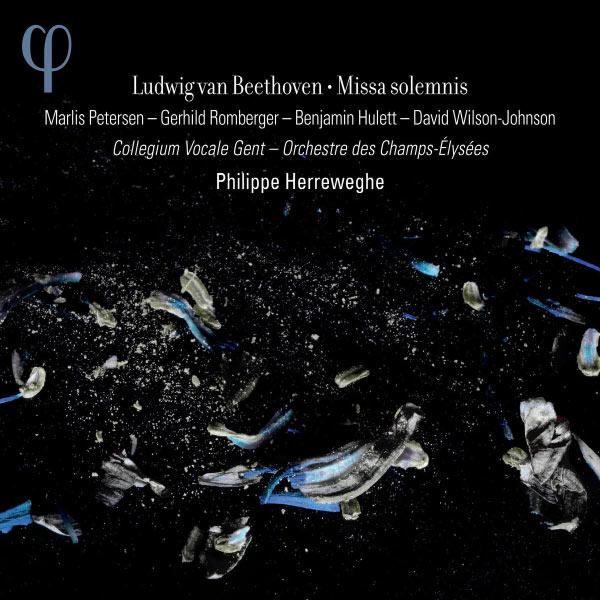 Orchestre des Champs-Elysées - Ludwig van Beethoven : Missa solemnis