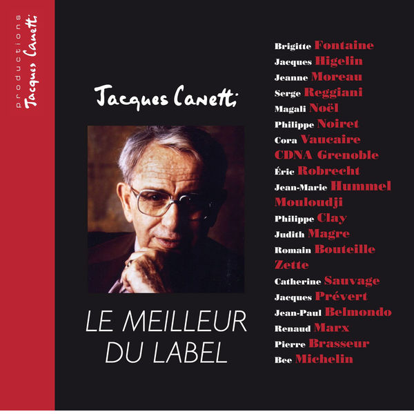 Various Artists - Jacques Canetti - Le Meilleur Du Label