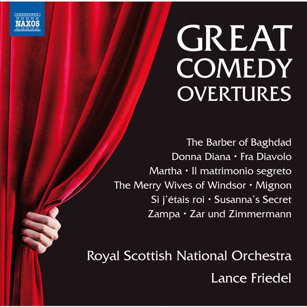 The Royal Scottish National Orchestra - Great Comedy Overtures