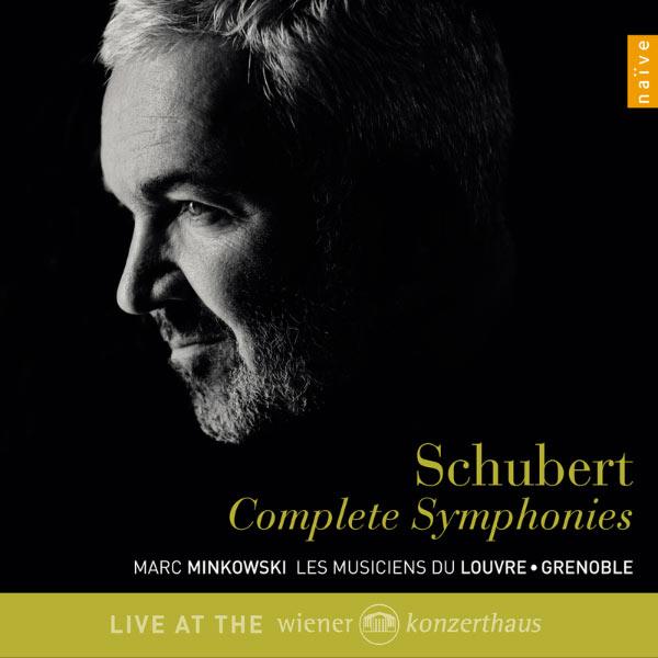 Marc Minkowski - Schubert : Symphonies (Intégrale)
