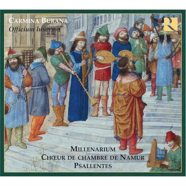 Psallentes - Officium lusorum