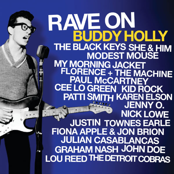 Various Artists - Rave On Buddy Holly