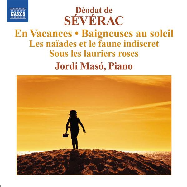 Jordi Masó - Musique pour piano (Volume 2)