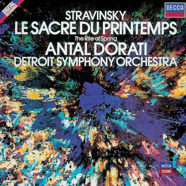 Detroit Symphony Orchestra - Stravinsky: Le Sacre du Printemps