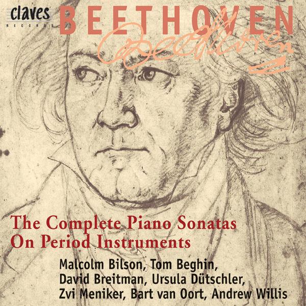 Ludwig van Beethoven - Beethoven : The Complete 32 Piano Sonatas on Period Instruments (In addition, the three Bonn - Kurfürsten - Sonatas) [Deluxe Edition]