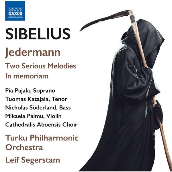 Leif Segerstam - Sibelius : Jedermann, 2 Pieces & In memoriam