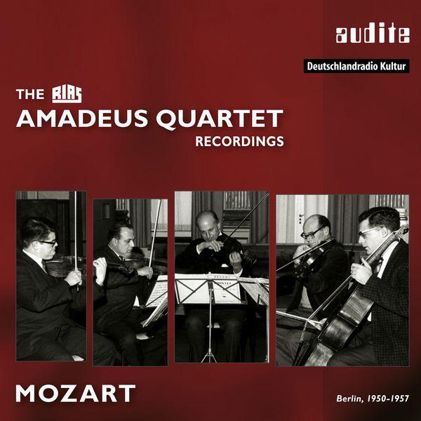 Amadeus Quartet - Mozart: String Quartets, String Quintets & Clarinet Quintet (The RIAS Amadeus Quartet Recordings, Vol. III)