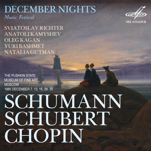 Robert Schumann - December Nights: Schumann, Schubert, Chopin