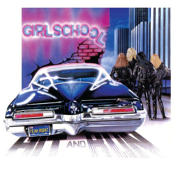 Girlschool|Hit and Run (Bonus Track Edition)