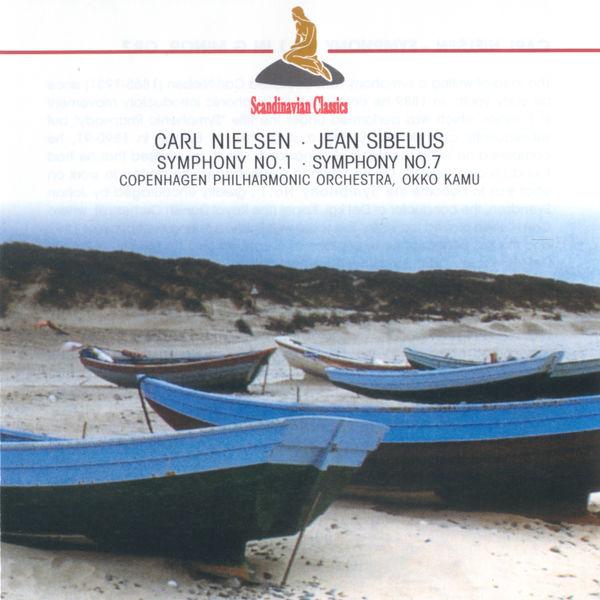 Okko Kamu - Nielsen: Symphony No. 1 - Sibelius: Symphony No. 7