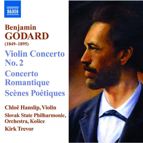 Chloë Hanslip - Concertos pour violon & Scènes Poétiques