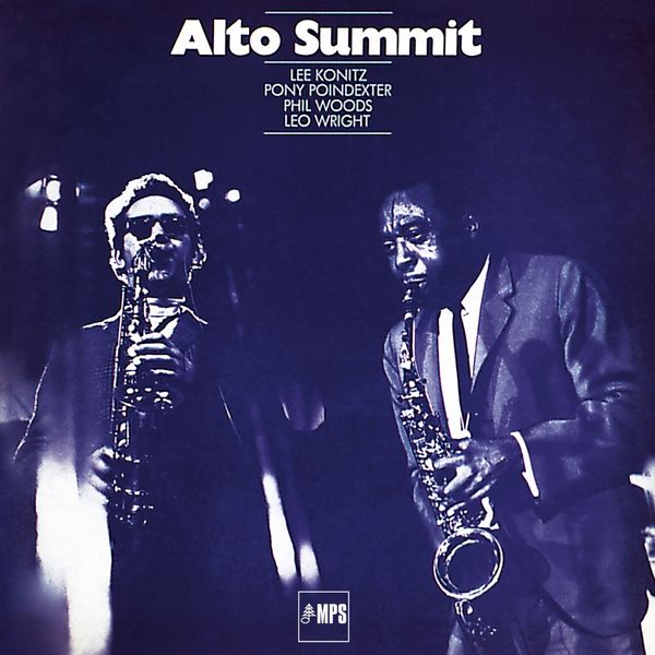 Lee Konitz - Alto Summit
