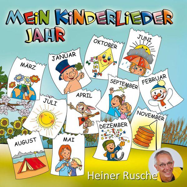 Heiner Rusche|Mein Kinderlieder Jahr