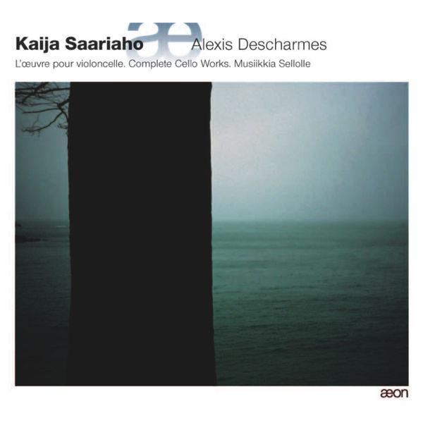 Alexis Descharmes - Œuvres pour violoncelle (Intégrale)