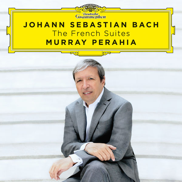 Murray Perahia - Johann Sebastian Bach : The French Suites