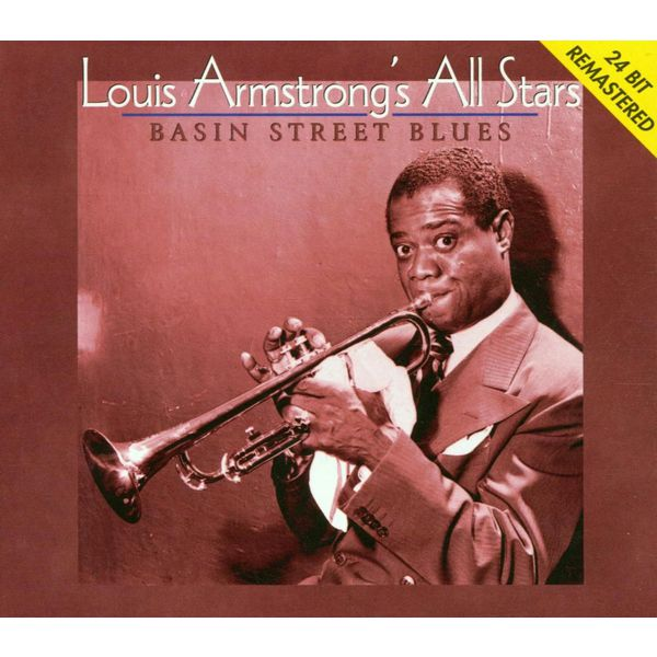 Louis Armstrong & His All Stars - Basin Street Blues