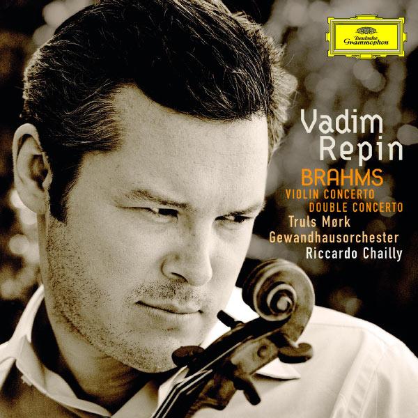 Vadim Repin Brahms: Violin Concerto; Double Concerto