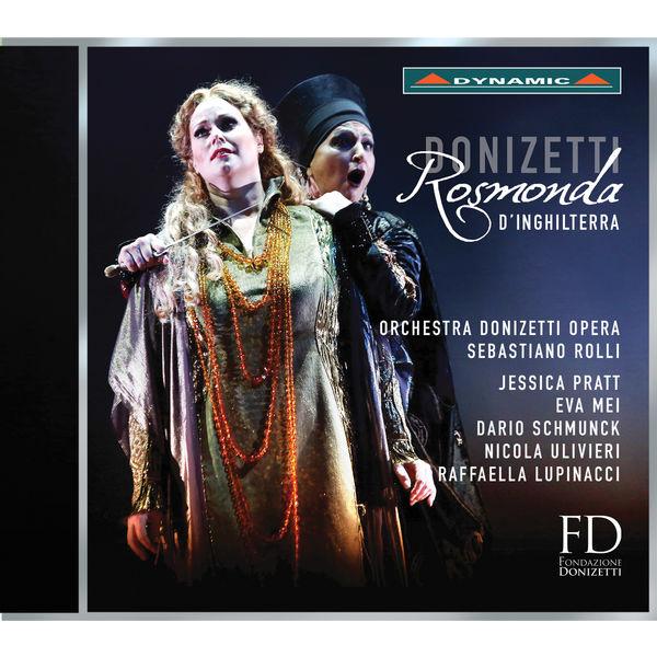 Donizetti Opera Orchestra - Donizetti: Rosmonda d'Inghilterra (Live)
