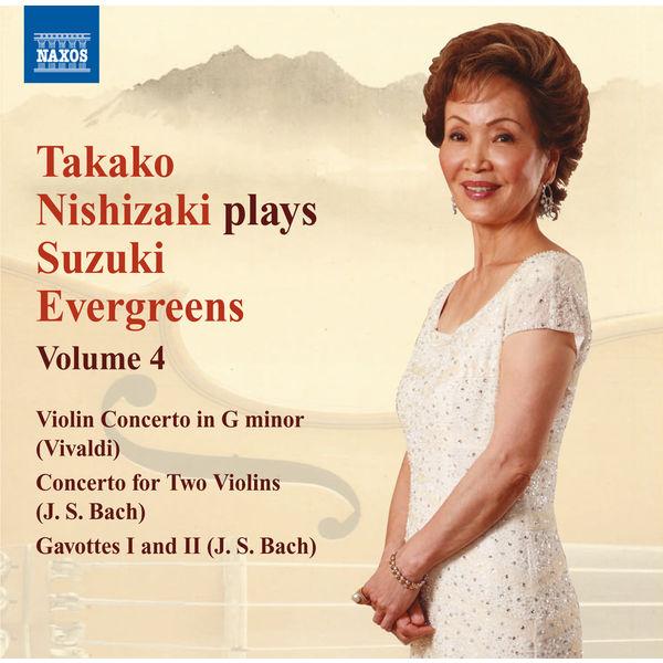 Takako Nishizaki - Takako Nishizaki plays Suzuki <sup><small>®</small></sup> Evergreens (Volume 4)