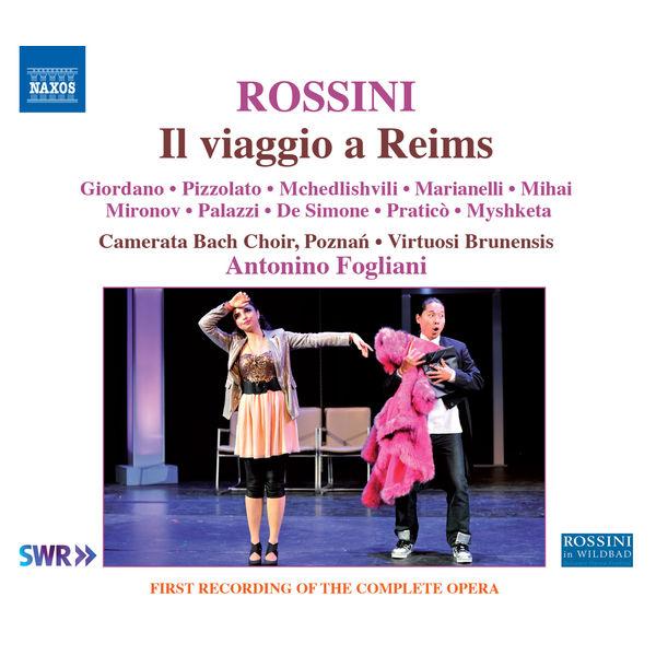 Olesya Berman Chuprinova - Rossini: Il viaggio a Reims (Live)